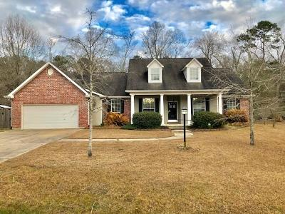 Madisonville Single Family Home Pending Continue to Show: 301 Missionary Court