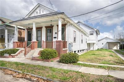New Orleans Multi Family Home For Sale: 2433 St. Roch Avenue