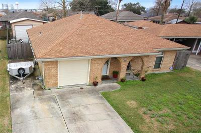 Gretna Single Family Home For Sale: 321 Cottonwood Drive