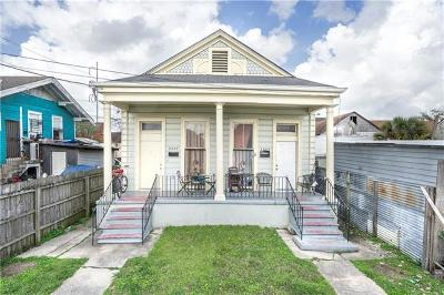 Jefferson Parish, Orleans Parish Multi Family Home For Sale: 2557 N Galvez Street