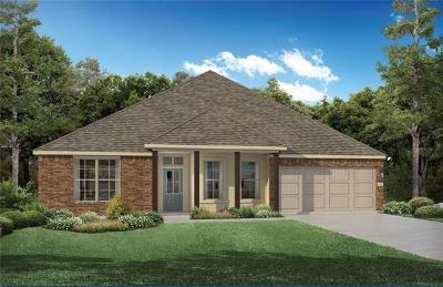 Slidell Single Family Home For Sale: 689 Lakeshore Village Drive