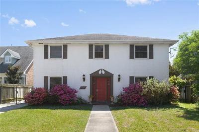 Single Family Home For Sale: 4804 Avron Boulevard