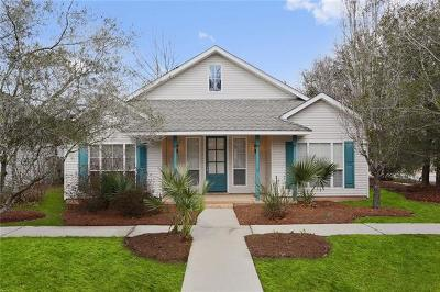 Covington Single Family Home For Sale: 261 Carriage Pines Lane