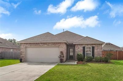 Mandeville Single Family Home For Sale: 117 Trenton Drive