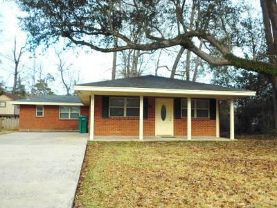 Slidell Single Family Home Pending Continue to Show: 59510 Spring Drive