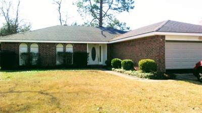 Slidell Single Family Home For Sale: 107 S Queens Drive
