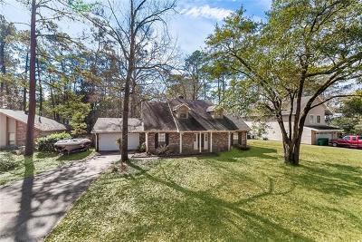 Mandeville Single Family Home For Sale: 380 Azalea Drive