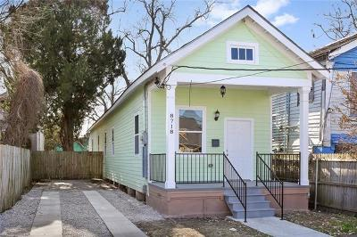 Single Family Home For Sale: 8718 Green Street