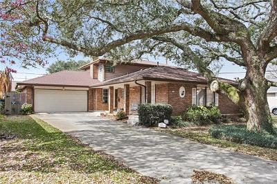 Single Family Home For Sale: 5016 Haring Court