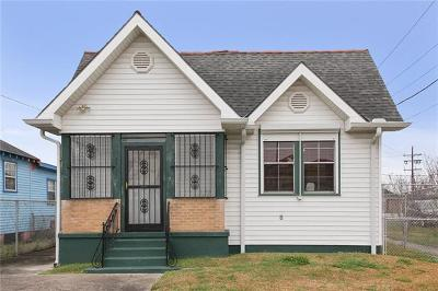 Single Family Home For Sale: 2231 N Broad Street