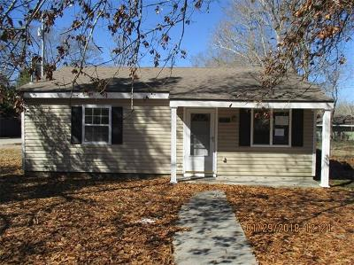 Slidell Single Family Home Pending Continue to Show: 3177 Carey Street
