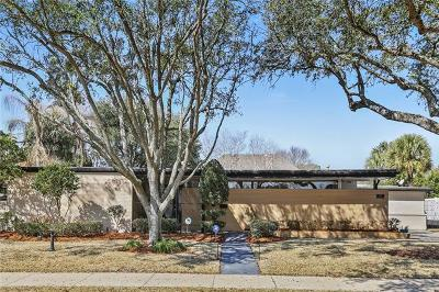 New Orleans Single Family Home For Sale: 1711 Oriole Street