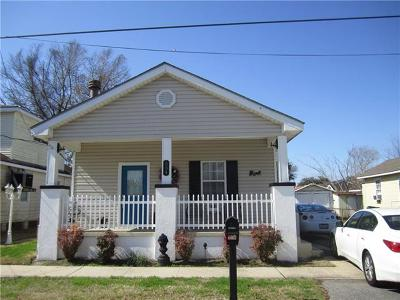Marrero Single Family Home For Sale: 534 Allo Avenue