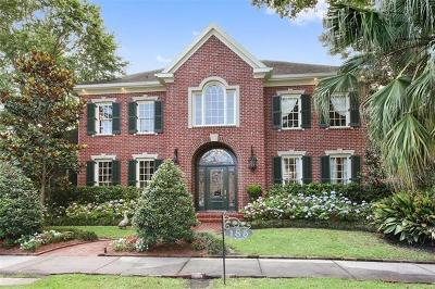 Single Family Home For Sale: 185 Ridgewood Drive