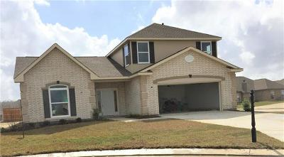 Single Family Home For Sale: 2491 New Iberia Circle