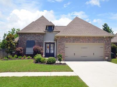 Madisonville Single Family Home Pending Continue to Show: 644 Brown Thrasher N Loop