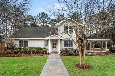 Covington Single Family Home For Sale: 19 S Division Drive