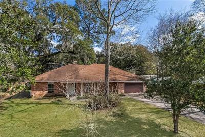Single Family Home For Sale: 245 Oak Lane