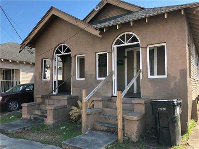 Multi Family Home For Sale: 4033 Eagle Street
