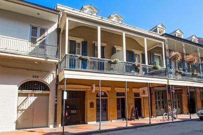 New Orleans Condo For Sale: 521 Saint Louis Street #3