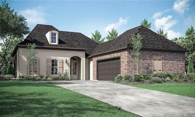 Madisonville Single Family Home For Sale: 1325 Audubon Park Avenue