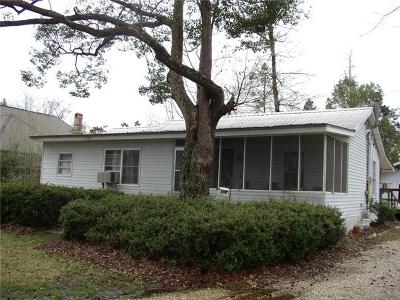 Covington Single Family Home For Sale: 206 E 14th Avenue