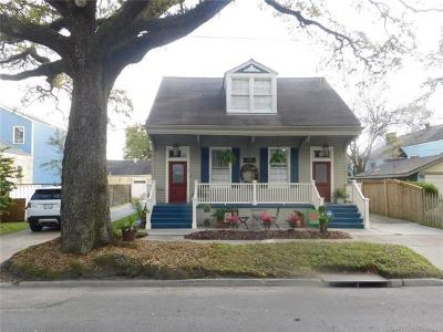 Single Family Home For Sale: 1019 Opelousas Avenue