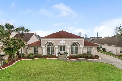 Harvey Single Family Home For Sale: 3418 Bridgewater Drive