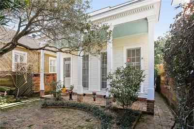 New Orleans Single Family Home Pending Continue to Show: 1430 Sixth Street