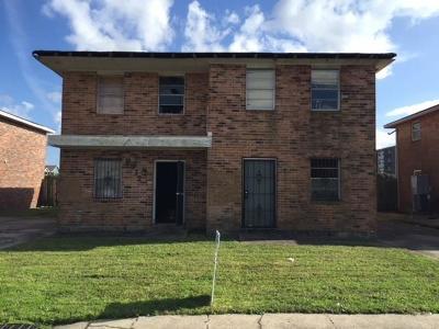 Multi Family Home For Sale: 8910 Bunker Hill Road