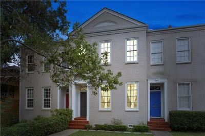 Townhouse For Sale: 1403 Broadway Street