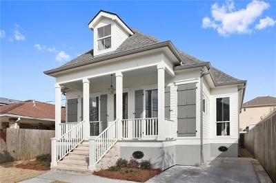 New Orleans Single Family Home For Sale: 6409 Center Street