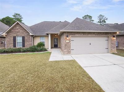 Covington Single Family Home For Sale: 249 Knoll Pine Circle