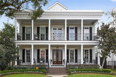 New Orleans Single Family Home For Sale: 5944 Argonne Boulevard
