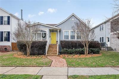 New Orleans Single Family Home For Sale: 6208 Colbert Street