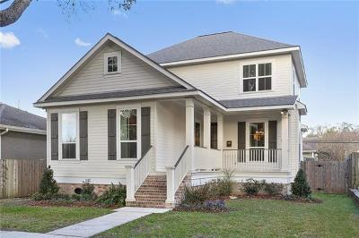 New Orleans Single Family Home For Sale: 6565 Canal Boulevard