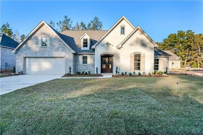 Mandeville Single Family Home For Sale: 1317 Destin Street