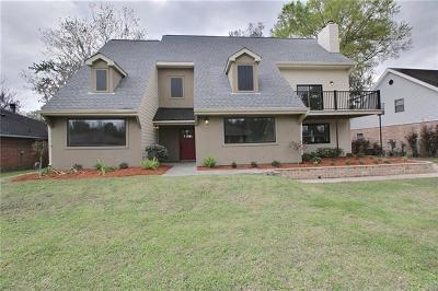 Destrehan, St. Rose Single Family Home For Sale: 176 Villere Drive