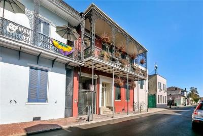 New Orleans Condo For Sale: 1015 Burgundy Street #8