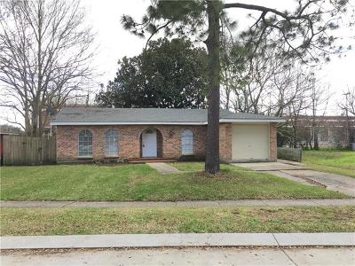 Single Family Home For Sale: 1924 Cooper Road