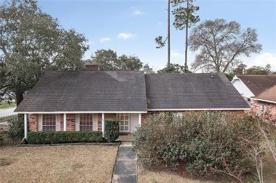 Slidell Single Family Home For Sale: 433 Highwood Drive