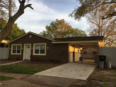 Single Family Home For Sale: 1301 39th Street