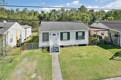 Arabi Single Family Home For Sale: 523 Center Street