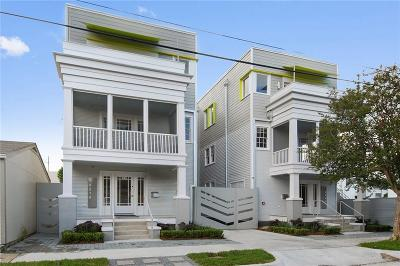 New Orleans Multi Family Home For Sale: 8220 Maple Street #H