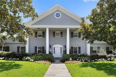New Orleans Single Family Home For Sale: 1734 Lakeshore Drive