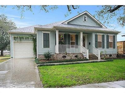 Single Family Home For Sale: 5637 Bancroft Drive