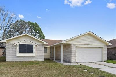 Harvey Single Family Home For Sale: 2413 Sunset Drive