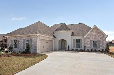 Madisonville Single Family Home For Sale: 2044 Cypress Bend Lane