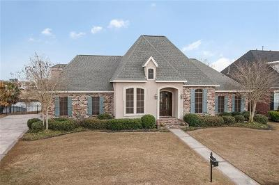 Slidell Single Family Home For Sale: 223 Azores Drive