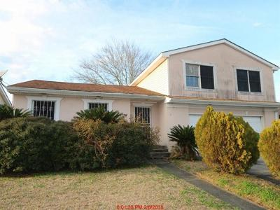 Harvey Single Family Home For Sale: 3724 Sue Ker Drive